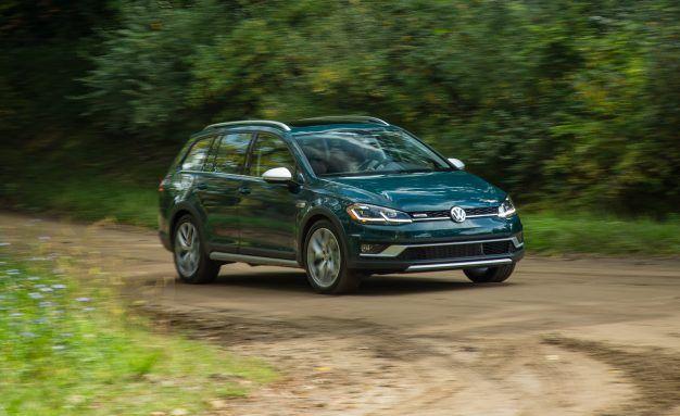 2018 Volkswagen Golf Alltrack in Depth: Part Wagon, Part SUV