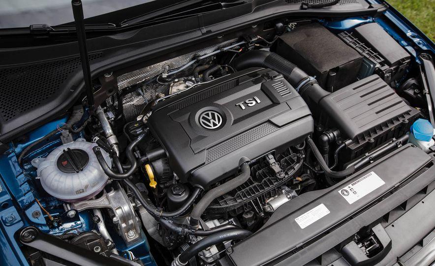 2018 Volkswagen Golf SportWagen - Slide 56
