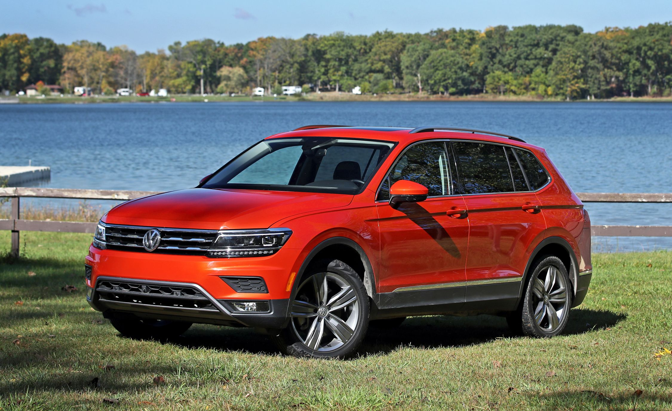 2019 Volkswagen Tiguan Reviews Volkswagen Tiguan Price Photos