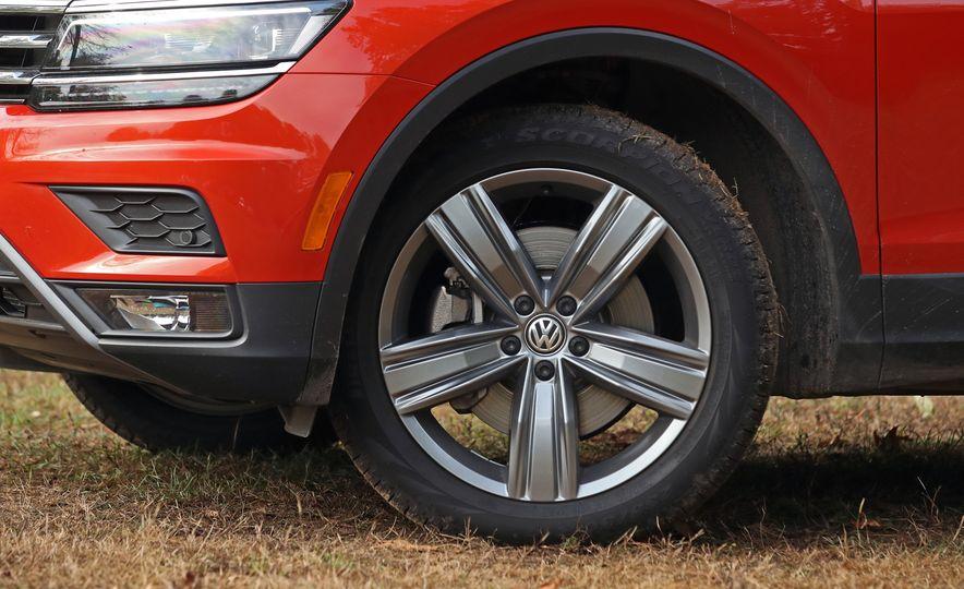 2018 Volkswagen Tiguan FWD - Slide 13