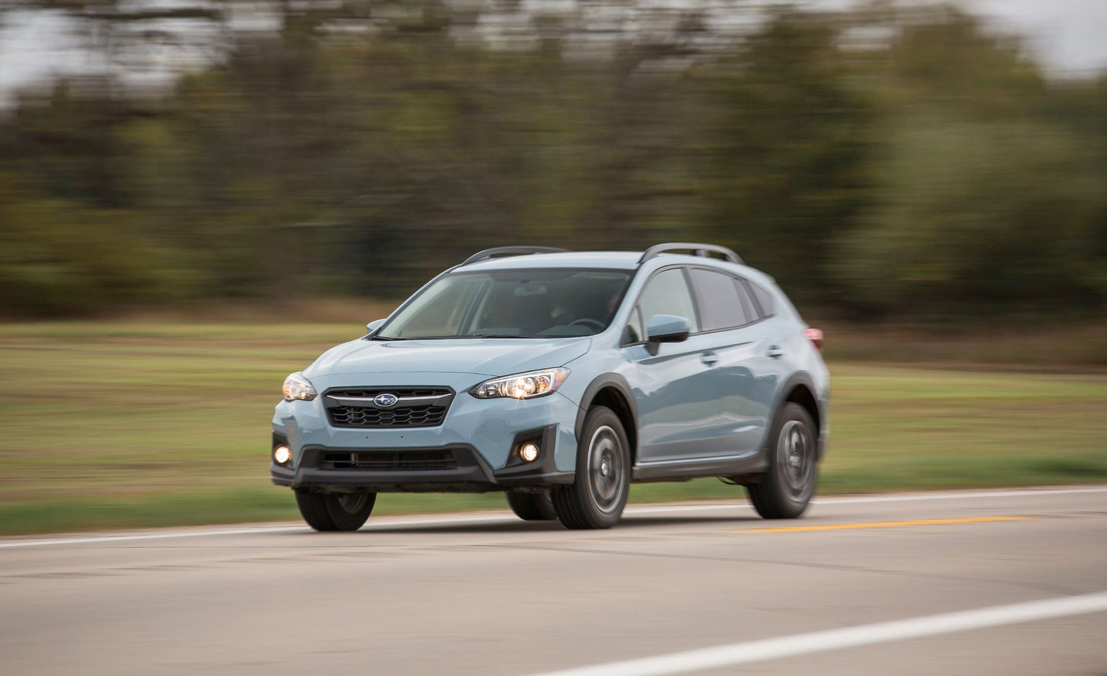 2019 Subaru Crosstrek Reviews Price Photos And Specs Car Driver