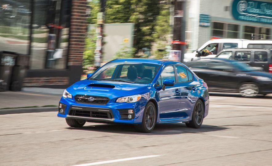 2018 Subaru WRX - Slide 1