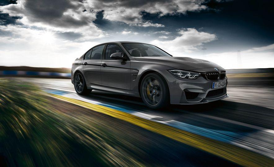 2018 BMW M3 CS - Slide 11