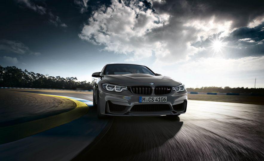 2018 BMW M3 CS - Slide 12