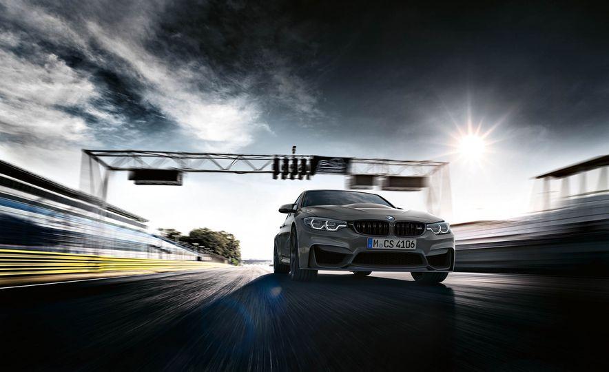 2018 BMW M3 CS - Slide 13