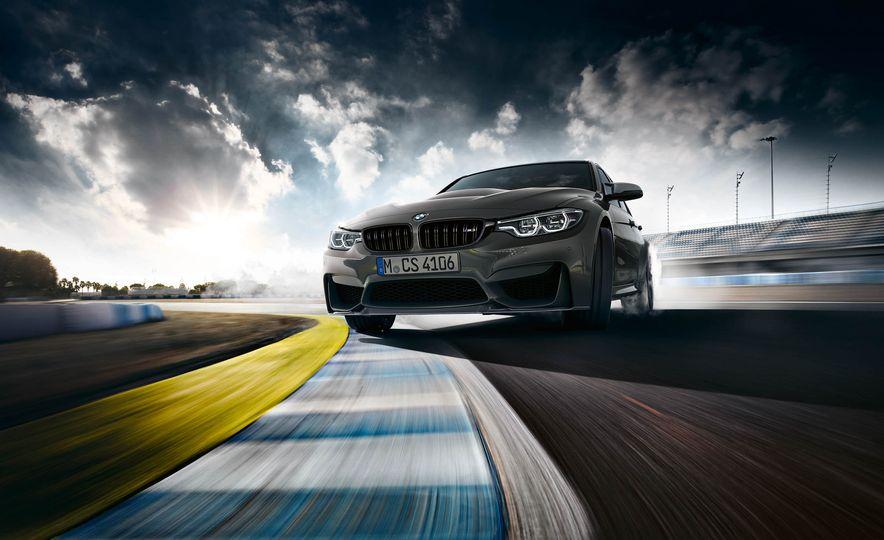 2018 BMW M3 CS - Slide 14