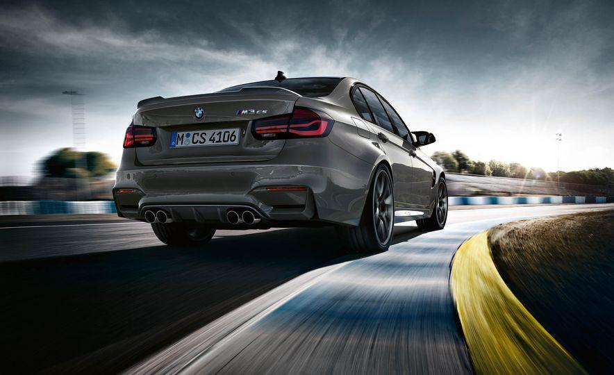 2018 BMW M3 CS - Slide 16