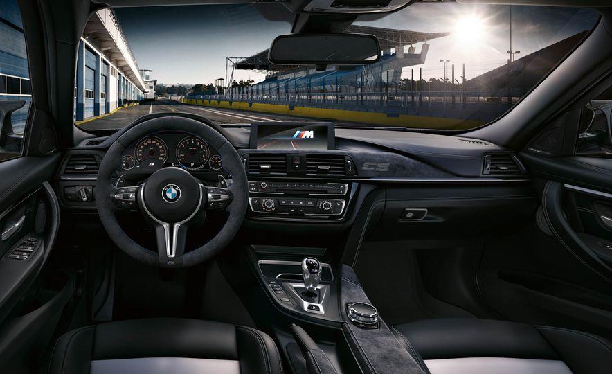 2018 BMW M3 CS - Slide 18