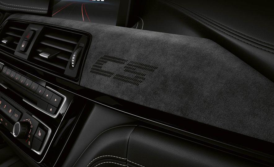 2018 BMW M3 CS - Slide 22