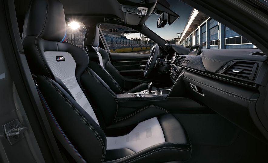 2018 BMW M3 CS - Slide 23
