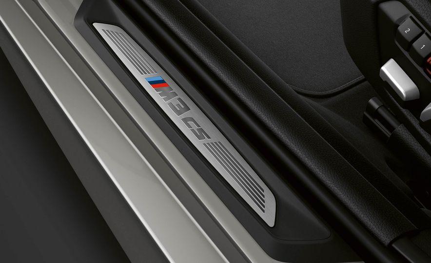 2018 BMW M3 CS - Slide 24