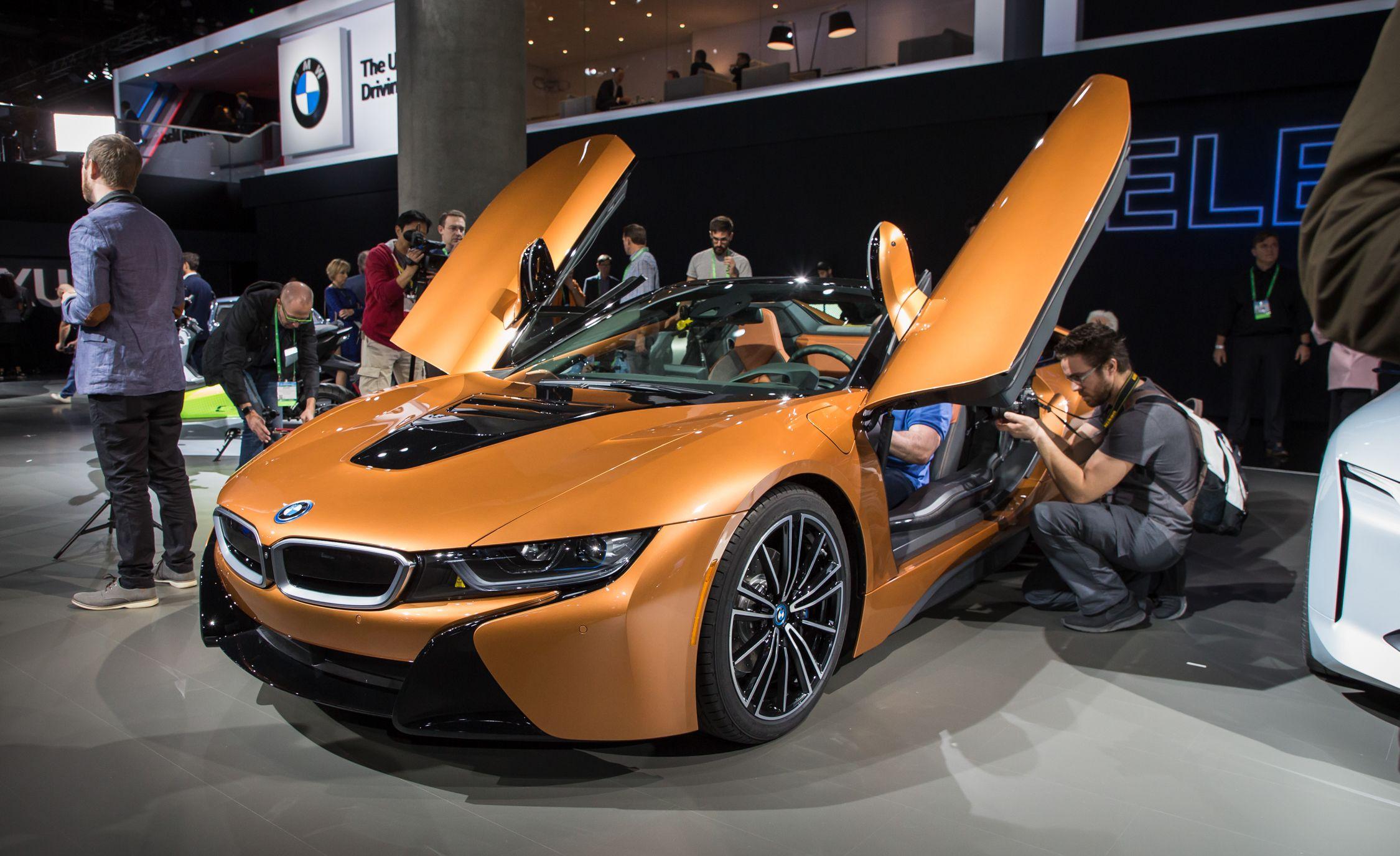 BMW I Reviews BMW I Price Photos And Specs Car And Driver - 2013 bmw i8