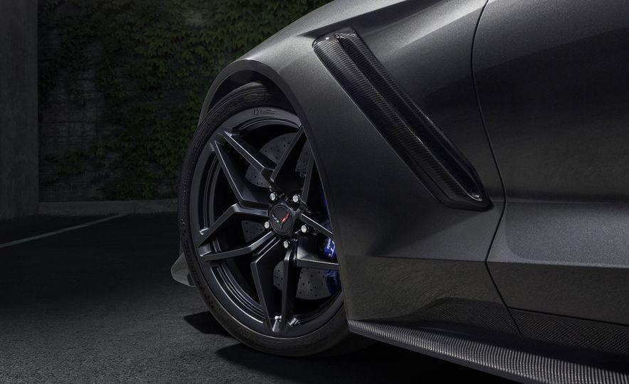 2019 Chevrolet Corvette ZR1 - Slide 30