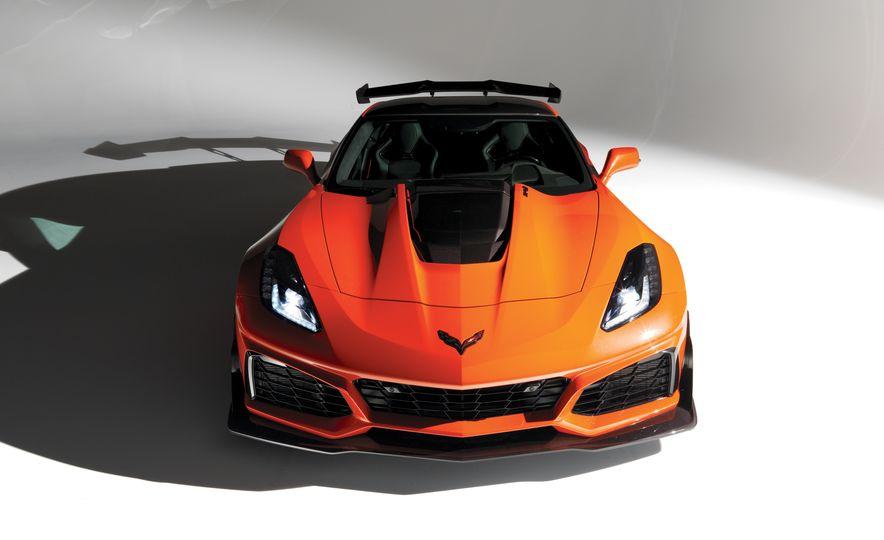 2019 Chevrolet Corvette ZR1 - Slide 38