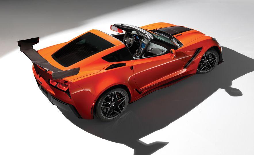 2019 Chevrolet Corvette ZR1 - Slide 40