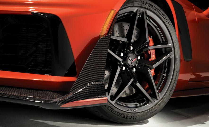 2019 Chevrolet Corvette ZR1 - Slide 49