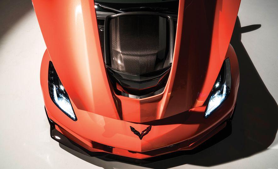 2019 Chevrolet Corvette ZR1 - Slide 42