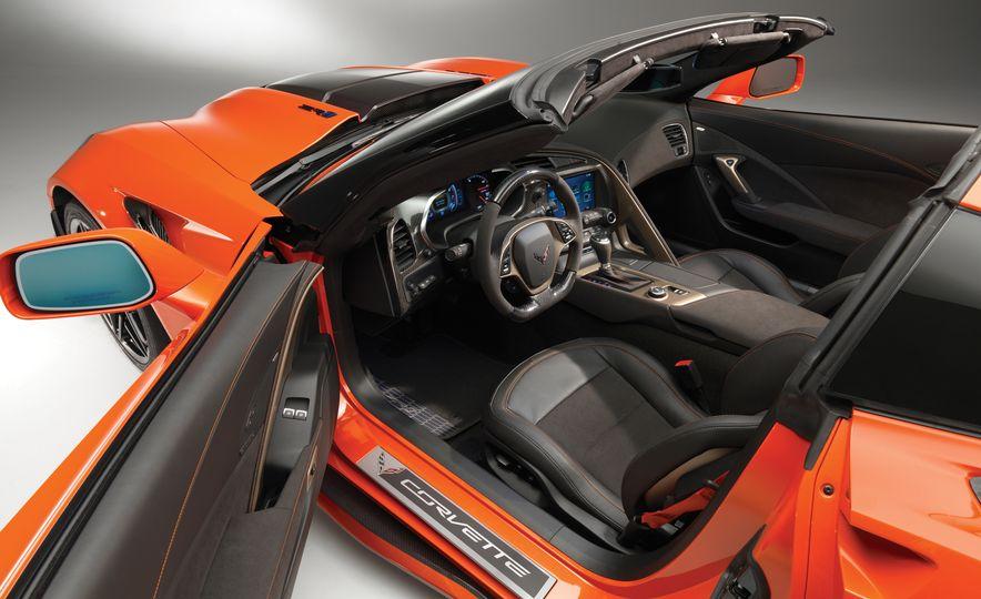 2019 Chevrolet Corvette ZR1 - Slide 51