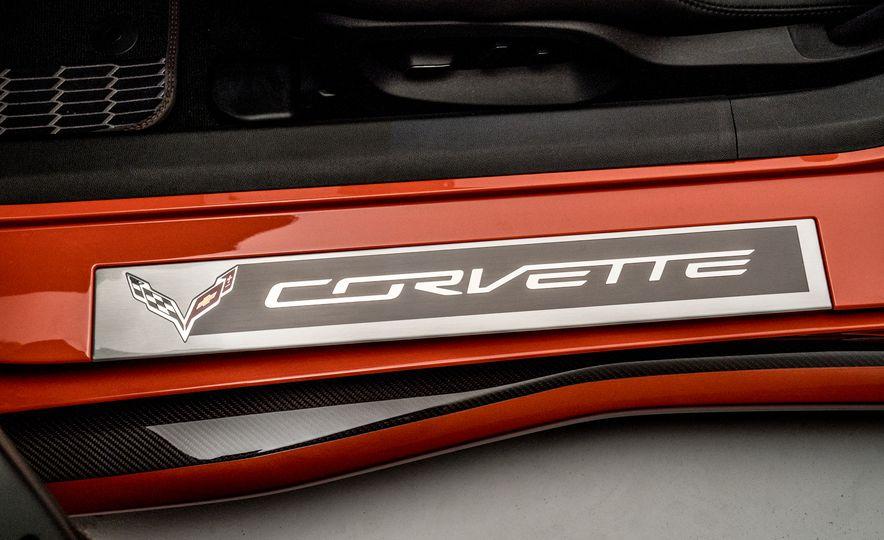 2019 Chevrolet Corvette ZR1 - Slide 53