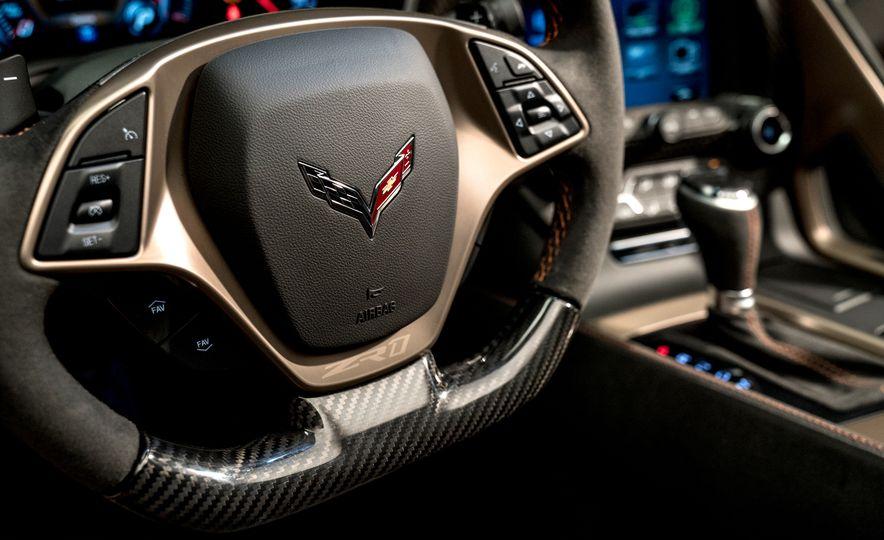 2019 Chevrolet Corvette ZR1 - Slide 54