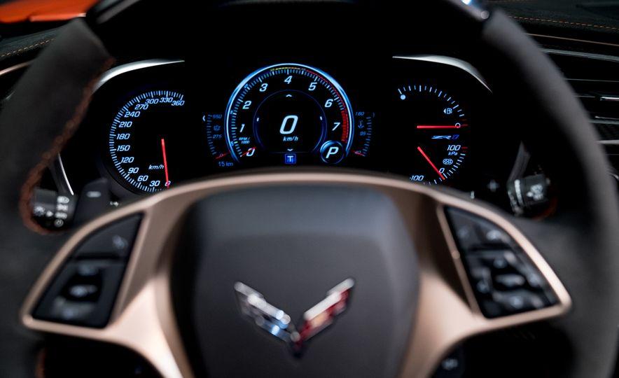 2019 Chevrolet Corvette ZR1 - Slide 55