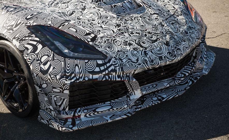 2019 Chevrolet Corvette ZR1 - Slide 22