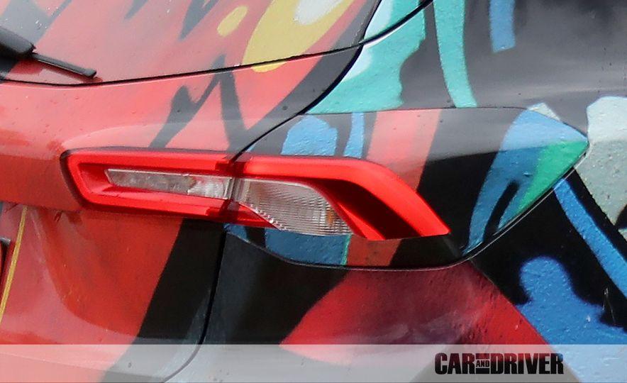 2019 Ford Focus hatchback (spy photo) - Slide 8