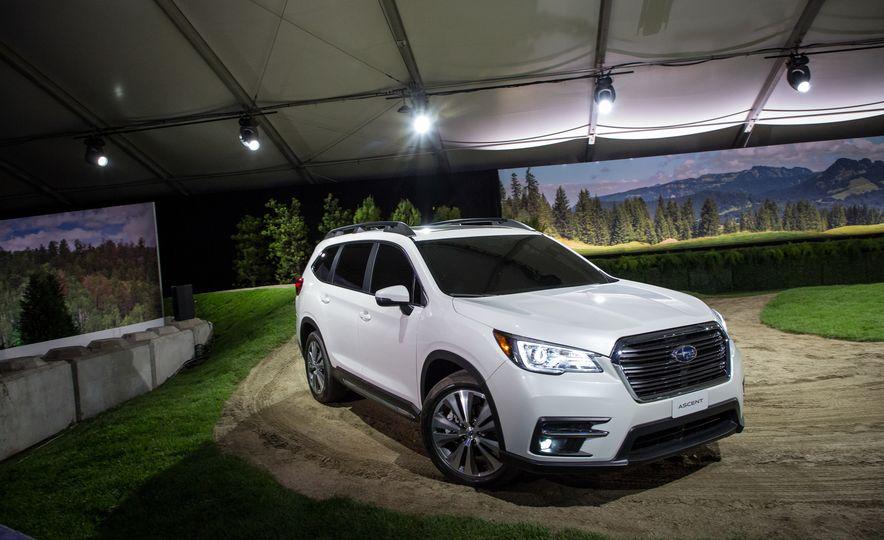 2019 Subaru Ascent - Slide 22