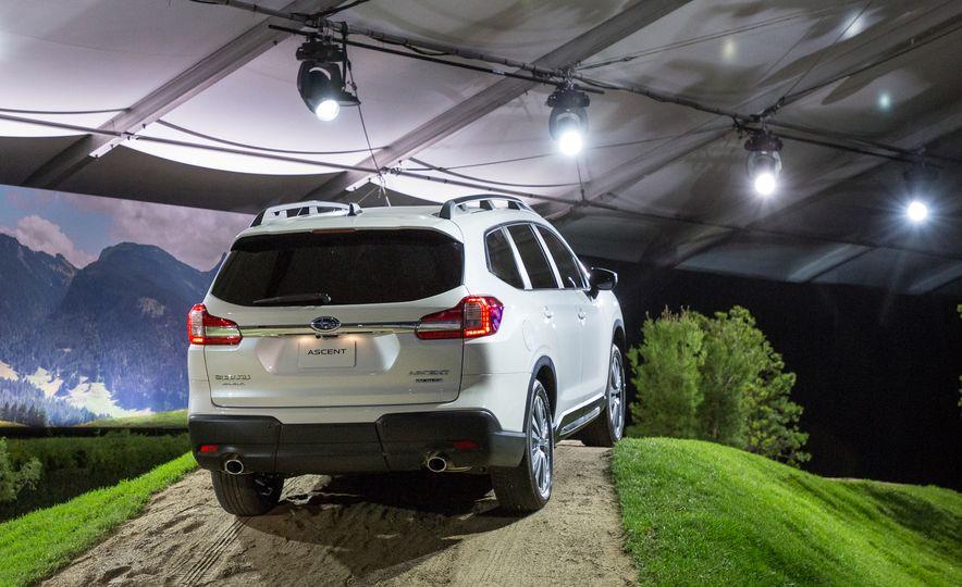 2019 Subaru Ascent - Slide 25