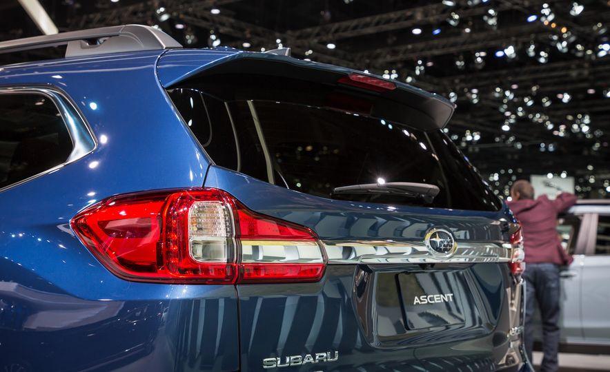 2019 Subaru Ascent - Slide 40