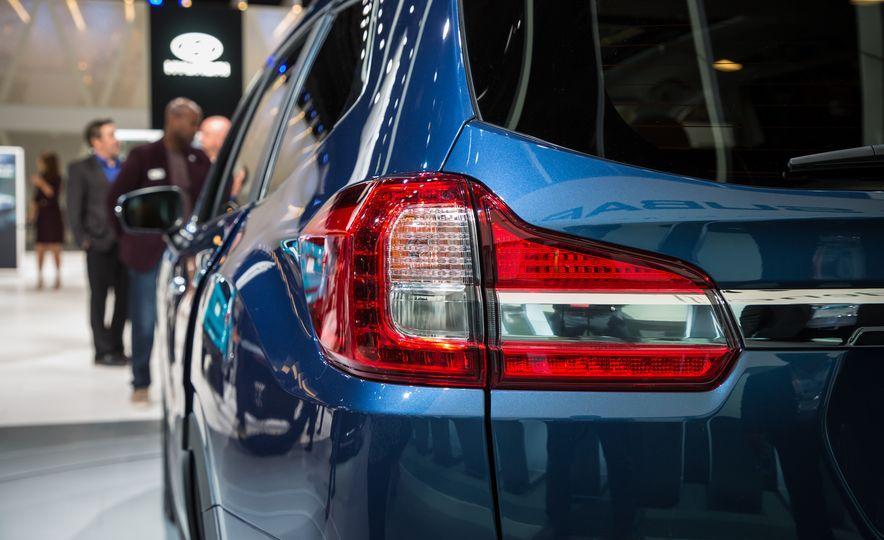 2019 Subaru Ascent - Slide 41