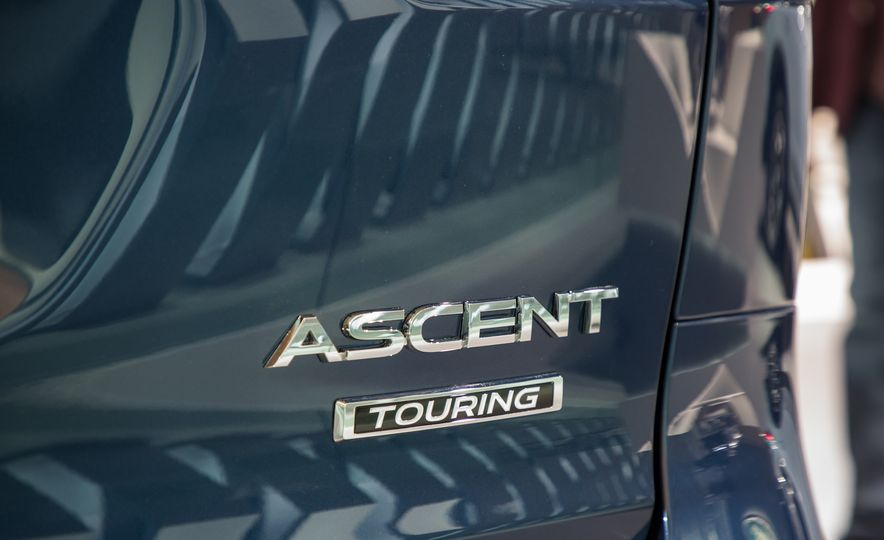 2019 Subaru Ascent - Slide 42