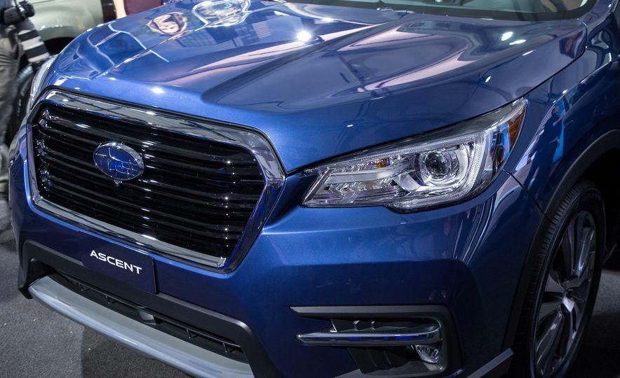 2019 Subaru Ascent - Slide 29