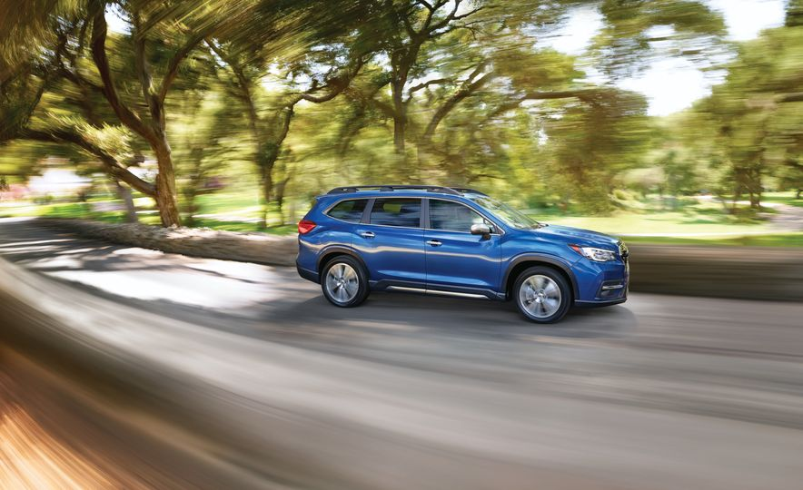 2019 Subaru Ascent - Slide 12