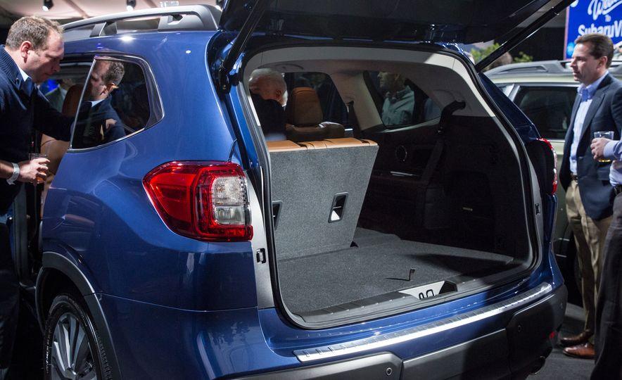 2019 Subaru Ascent - Slide 32
