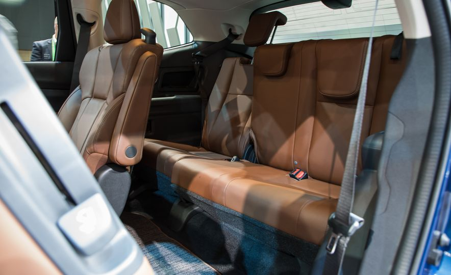 2019 Subaru Ascent - Slide 47