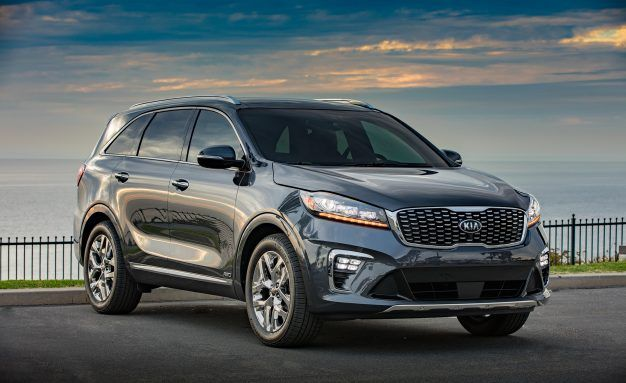 Updated 2019 Kia Sorento Loses Turbocharged Engine; Diesel Coming Soon