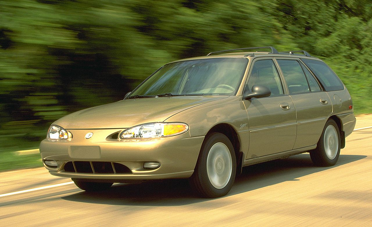 Wayback Machines: Station Wagons That You Forgot Ever Existed ...