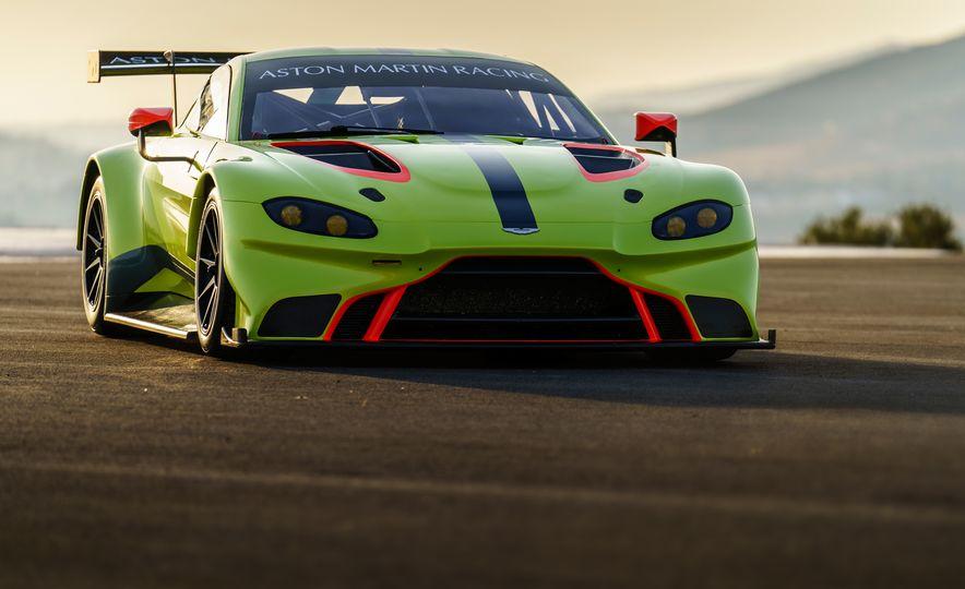 Aston Martin Vantage GTE race car - Slide 5