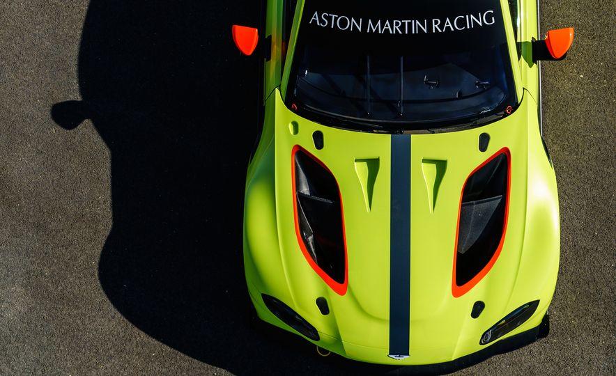 Aston Martin Vantage GTE race car - Slide 8