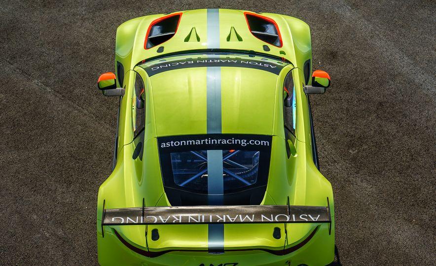 Aston Martin Vantage GTE race car - Slide 10