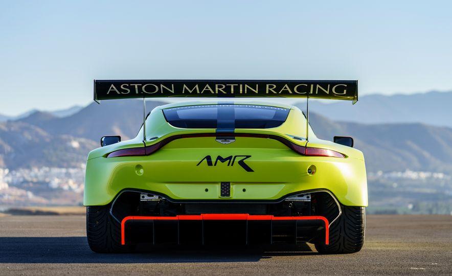 Aston Martin Vantage GTE race car - Slide 15
