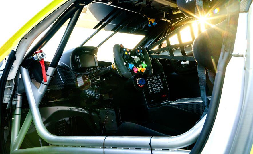 Aston Martin Vantage GTE race car - Slide 16