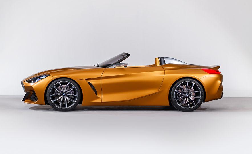 BMW Concept Z4 - Slide 2
