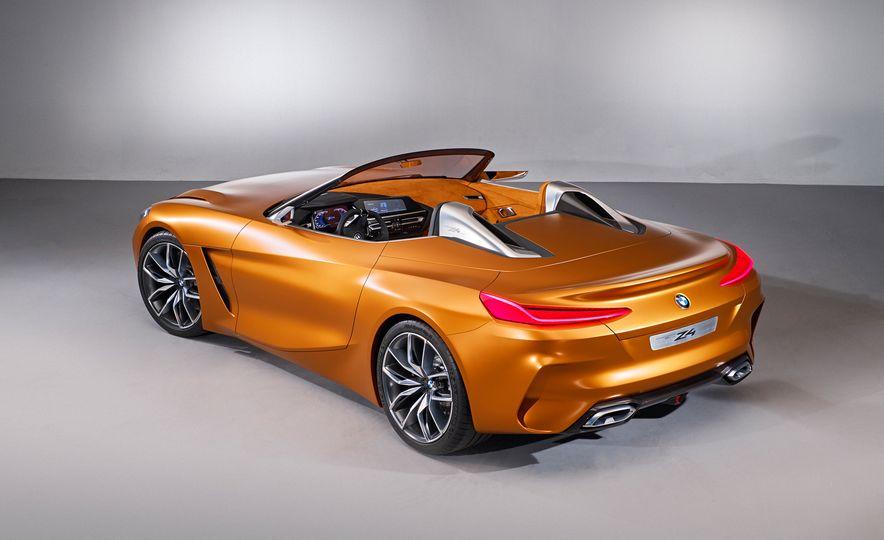 BMW Concept Z4 - Slide 3