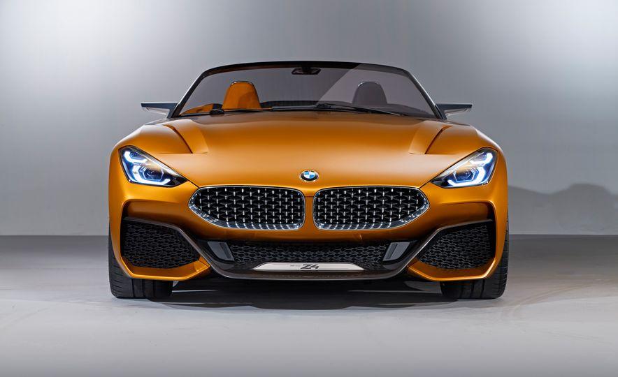 BMW Concept Z4 - Slide 4