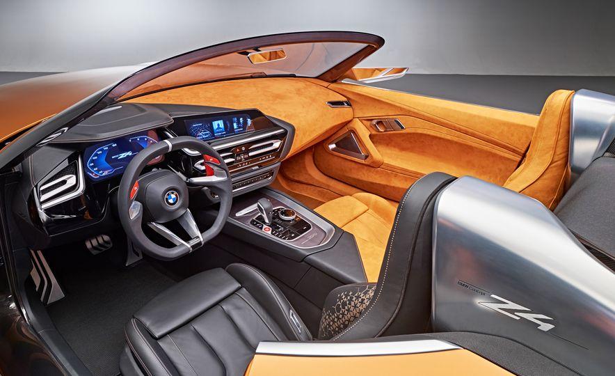 BMW Concept Z4 - Slide 7