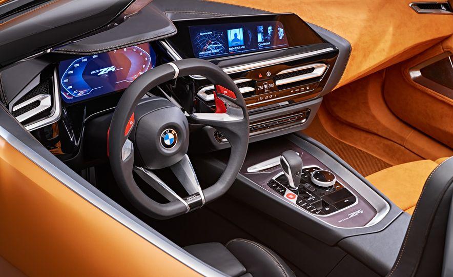 BMW Concept Z4 - Slide 9
