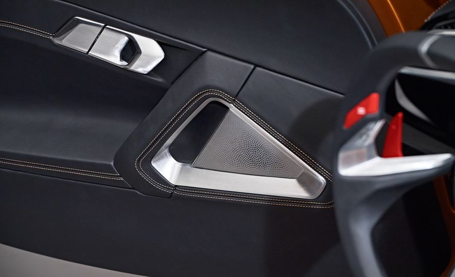 BMW Concept Z4 - Slide 10