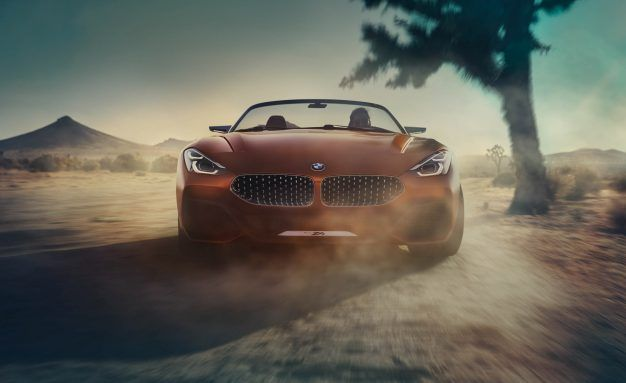 Graz-ie! Magna Steyr to Build BMW Z4 and Toyota Supra